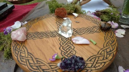 Photo courtesy: Sacred Spiral Sanctuary.