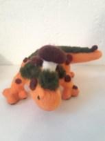 Salamander by Amanda Hanson