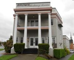 Brown Mortuary Service