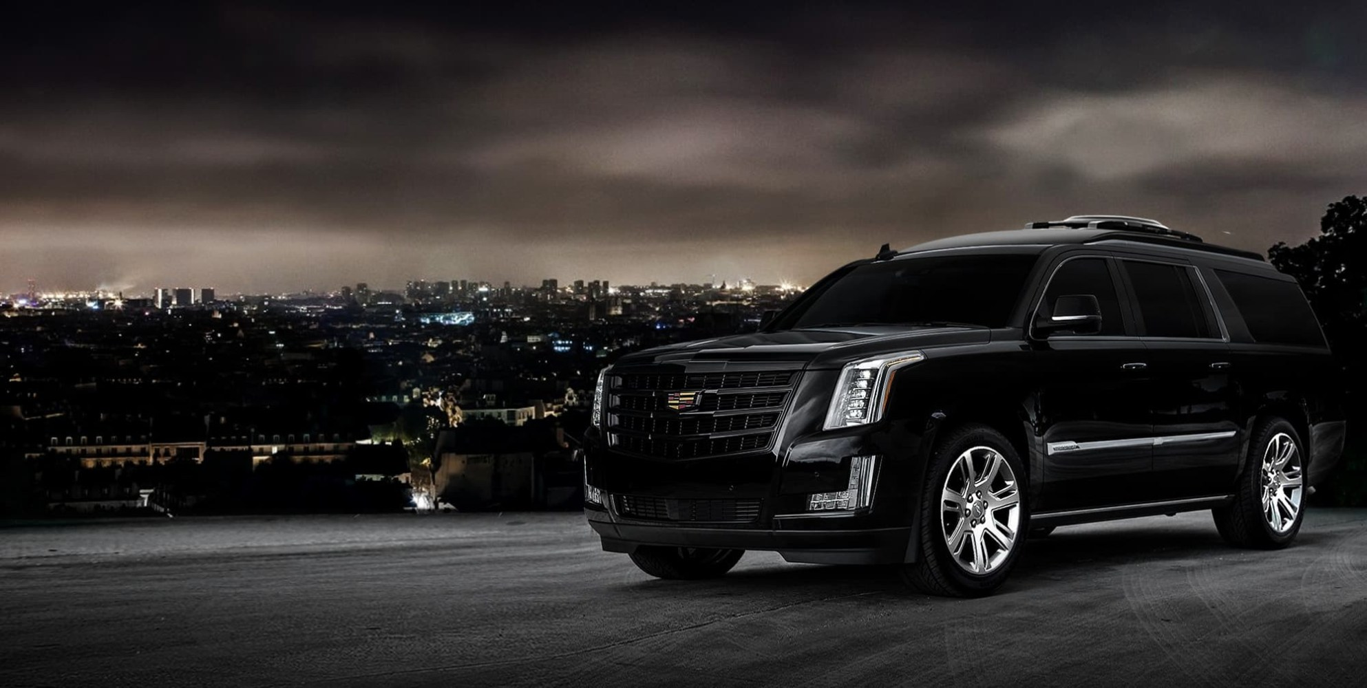 hight resolution of cadillac escalade