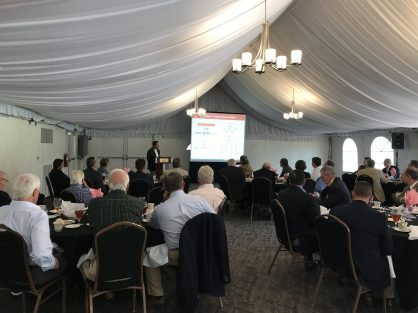 Lexington Coal Exchange David Courtenay, Procurement Manager, Southern Company, was our guest speaker