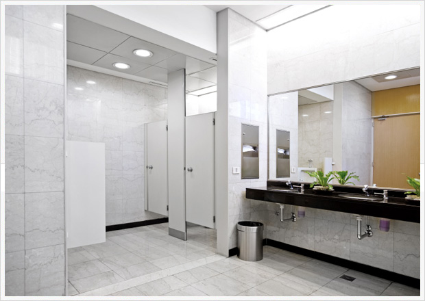 Hospital Restrooms  Lexicon Lighting Technologies  LED Lamps Commercial Lighting LED Lights