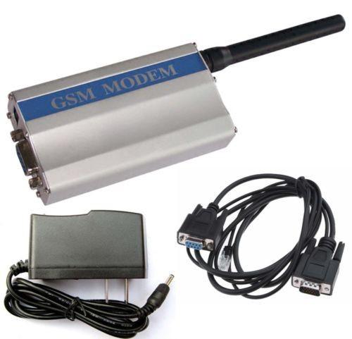 GSM Modem Serial