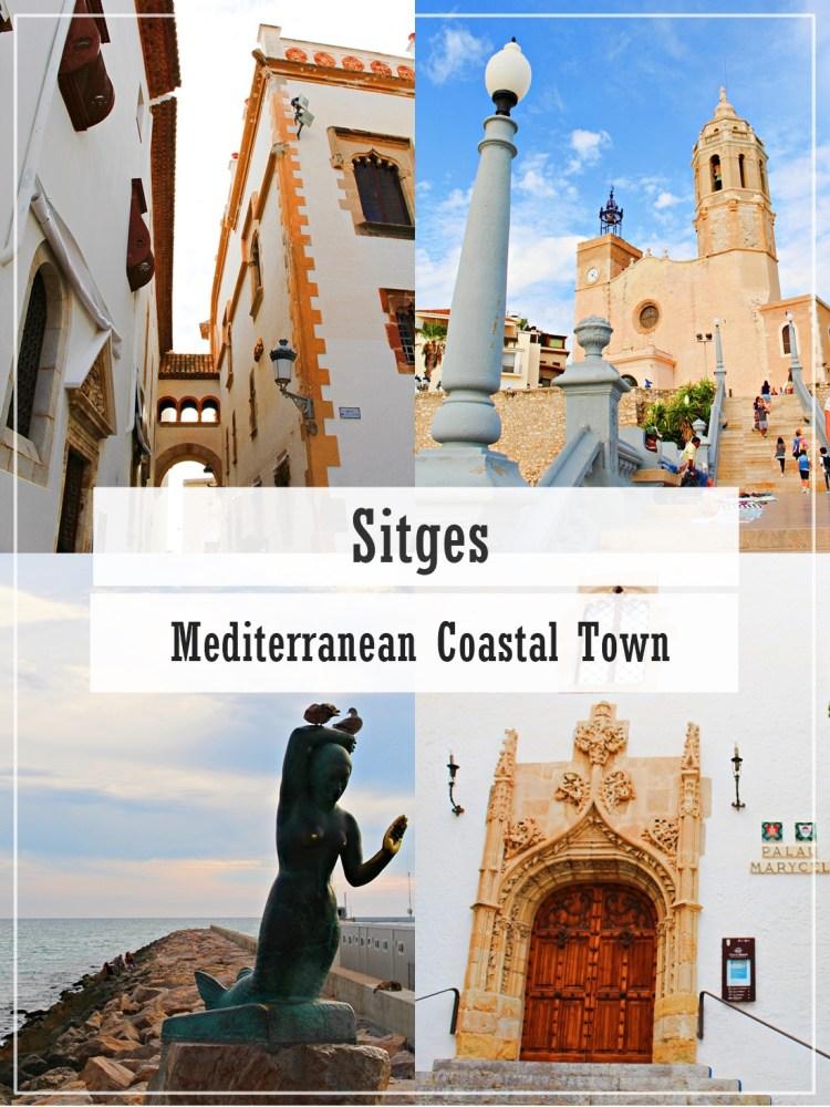 Sitges the mediterranean coastal town of spain lexieanimetravel - Sitges tourist information office ...
