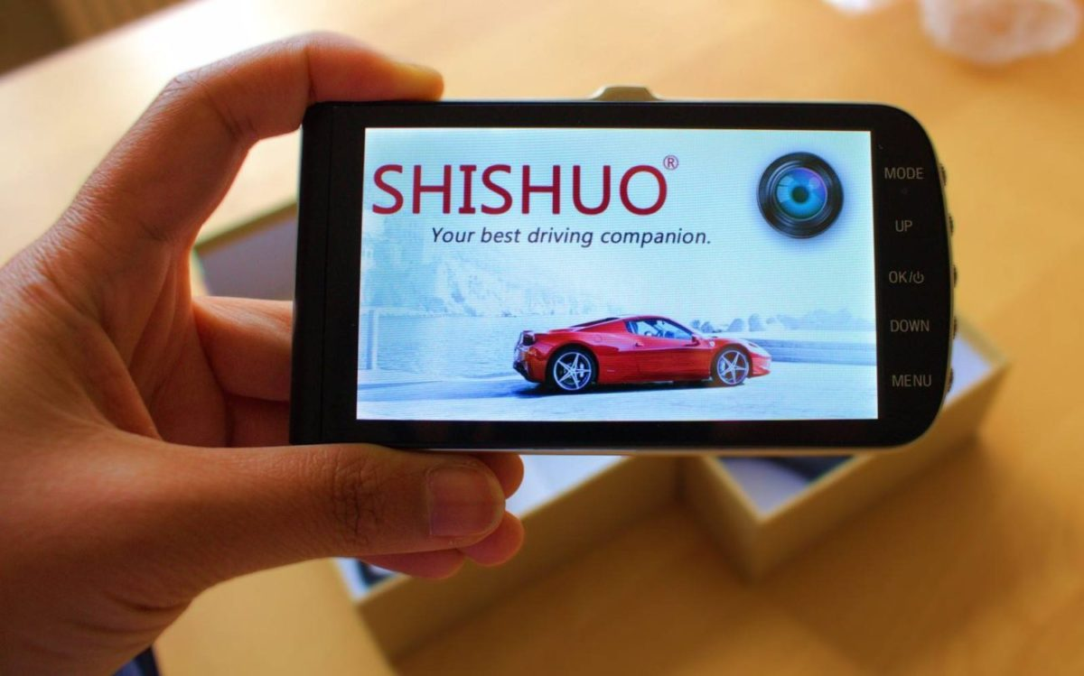 Shishuo Dash Cam Front and Rear Review – Best Road Trippers Companion