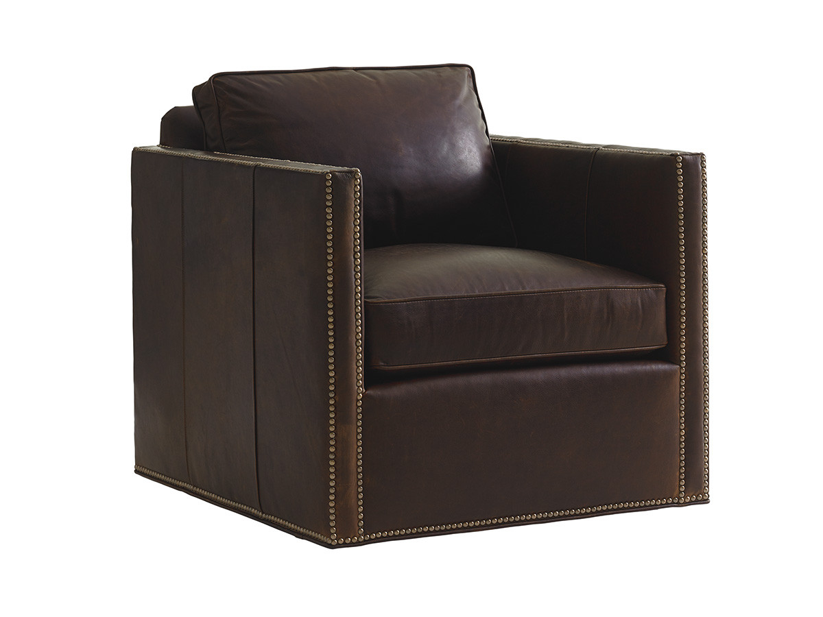 swivel club chair how to paint plastic chairs hinsdale lexington home brands ll7607 11sw 9615 71 silo