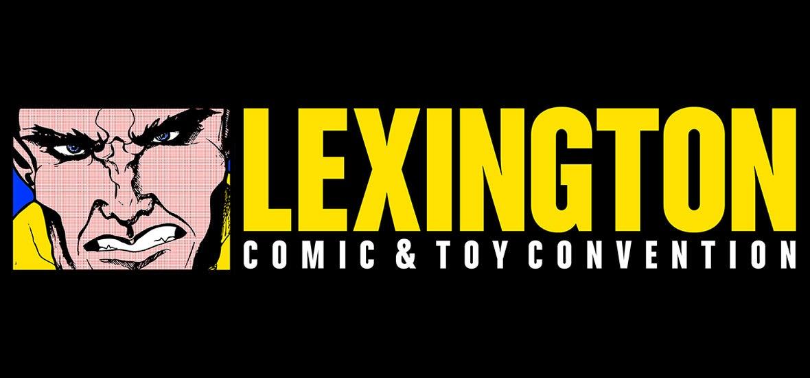 Image result for lexington comic con 2018