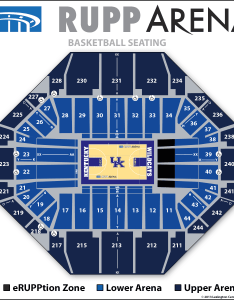 Seating chart view also ukmbb vs southern illinois rupp arena rh rupparena