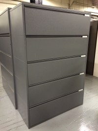 Herman Miller Lateral File Cabinet