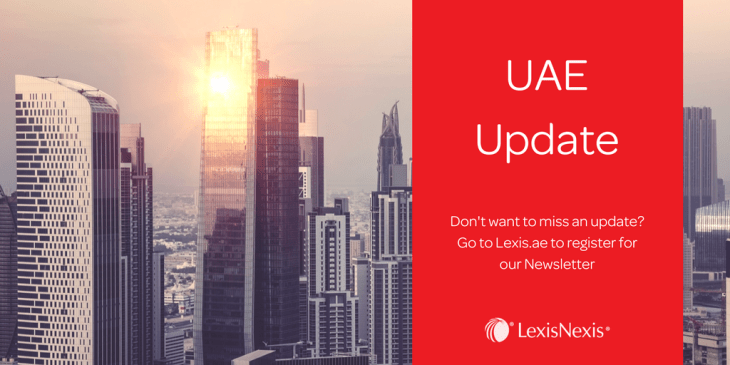 Weekly Spotlight: Economic Substance Regulation Notification in the UAE Must be Submitted by 30 June