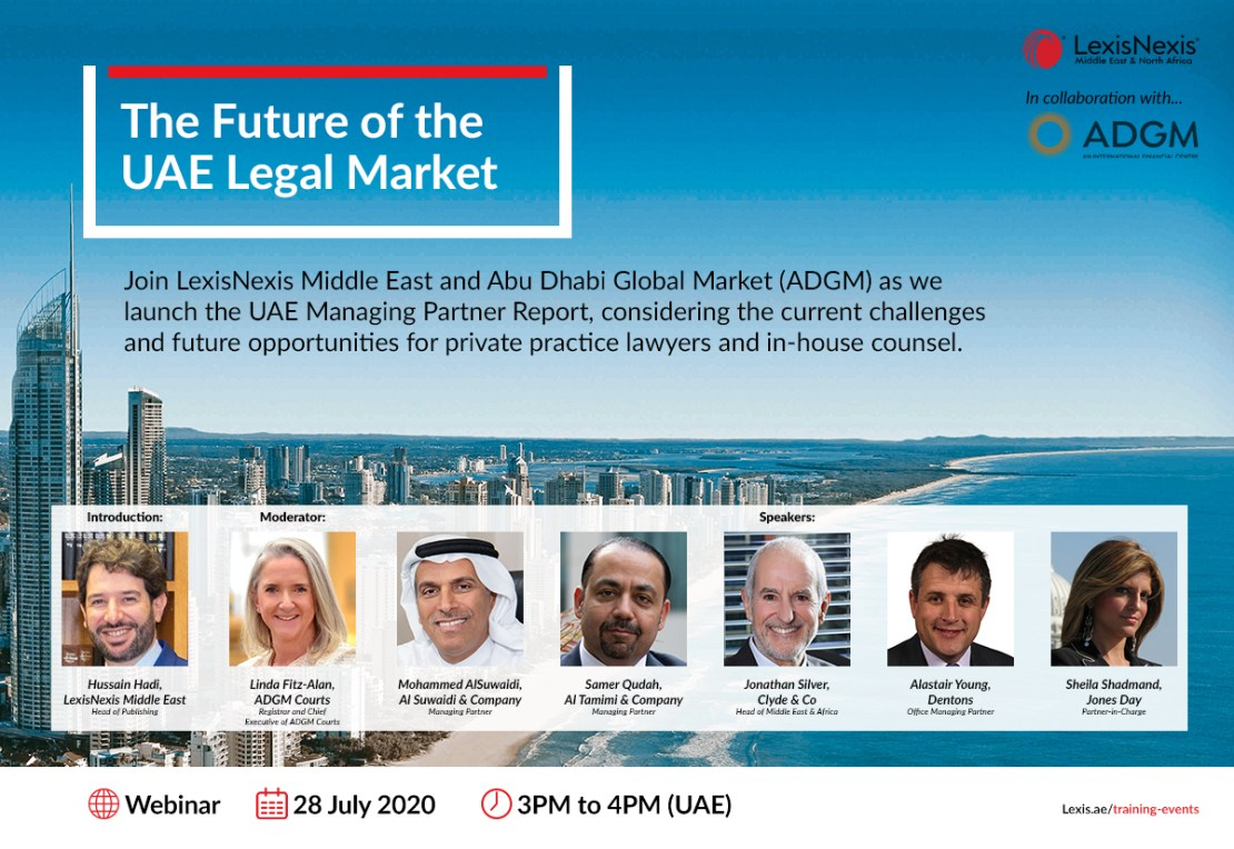 Webinar | The Future of the UAE Legal Market