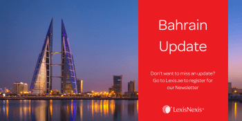 Bahrain: Termination Notice Period Increased for Certain Professions