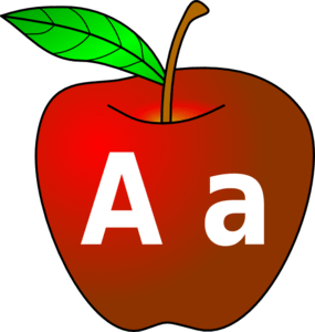 The English Alphabet - The Letter A,a