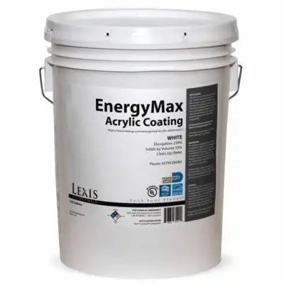 EnergyMax Acrylic Coating