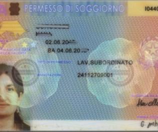 Rinnovo del permesso di soggiorno : LexItalia.it