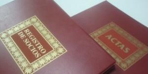 30 DE ABRIL: FECHA LIMITE PARA LEGALIZAR LIBROS SOCIETARIOS.