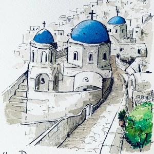 églises grecques