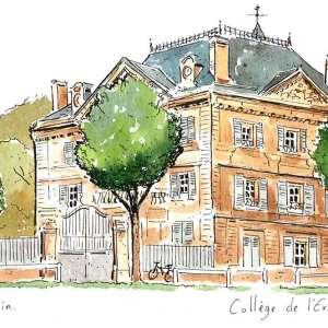 college ermitage maisons laffitte