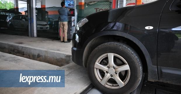 La taxe du «fitness» des véhicules revue à la hausse