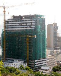 Les appartements terrassent les maisons (Photos : Devind ...