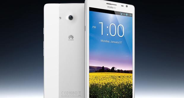 Huawei Ascend Mate  le deuxime plus grand tlphone sur le march