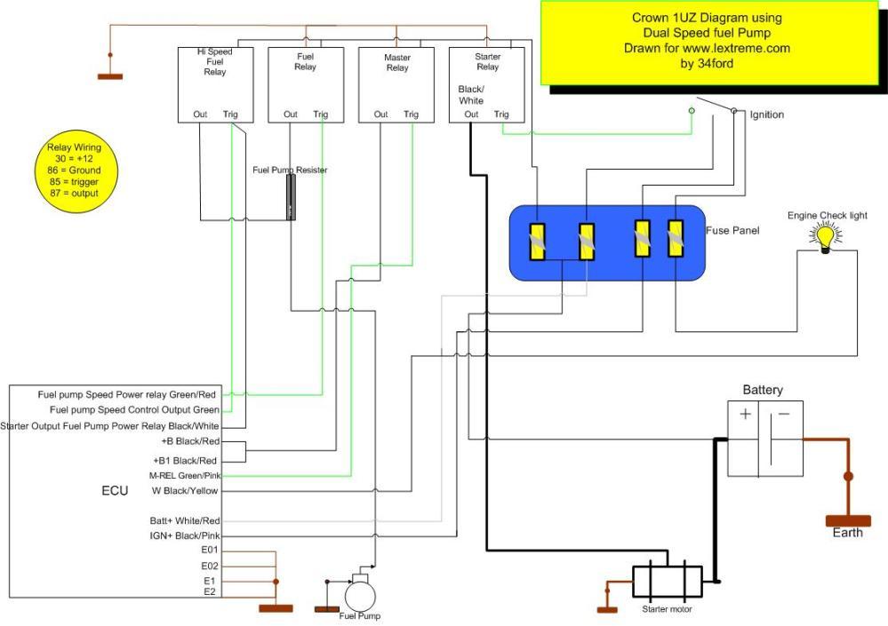 medium resolution of lexus 1uz wiring diagram everything wiring diagram1uzfe wiring diagram wiring diagram database lexus v8 1uzfe wiring