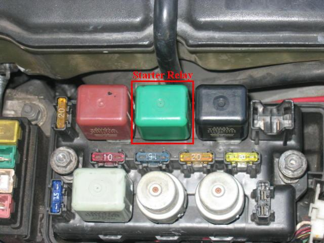 Motor Starter Circuit Wiring Diagram On Lexus Ls400 Diagram Starting