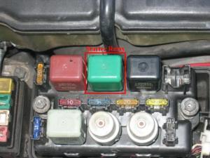 Lexus Faulty Starter diagnoses