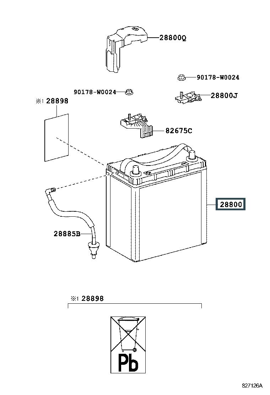 Аккумуляторы Лексус CT 200h