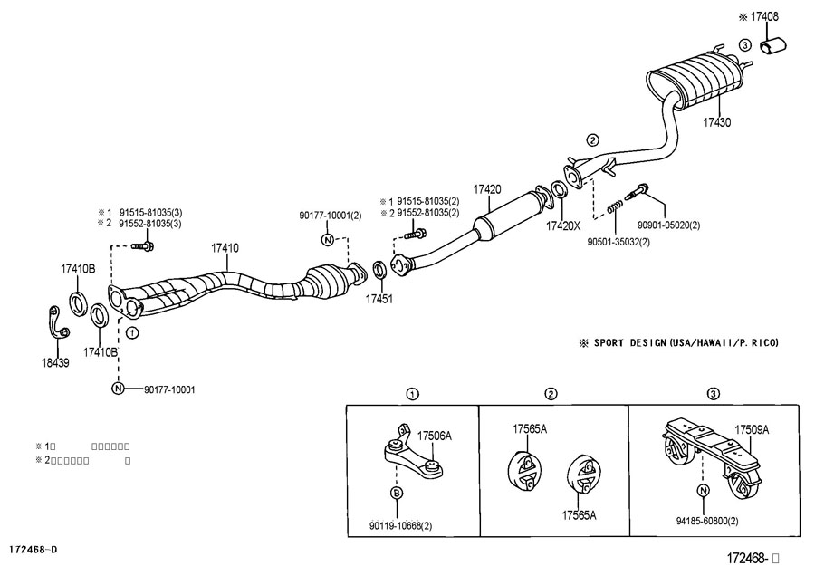 Lexus Es330 Exhaust Diagram. Lexus. Wiring Diagrams