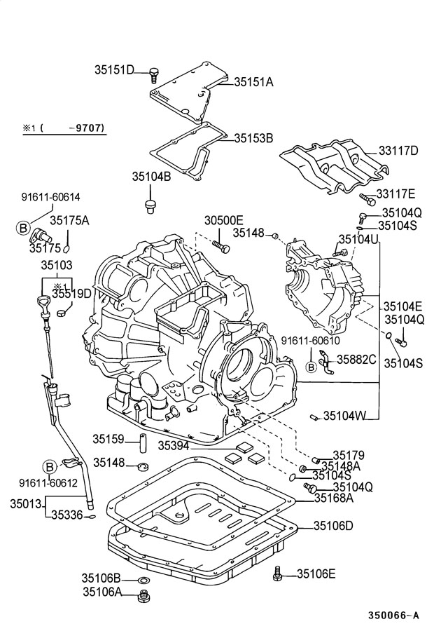 2000 Camry Automatic Transmission Diagrams, 2000, Free