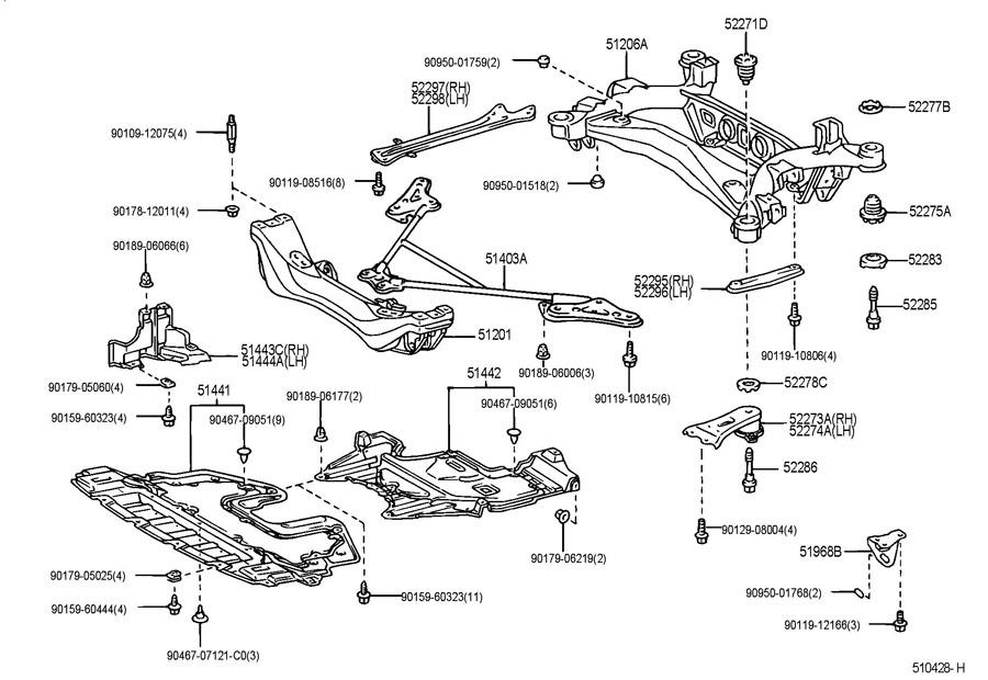 2001 Lexus Is 300 Suspension Diagram, 2001, Free Engine