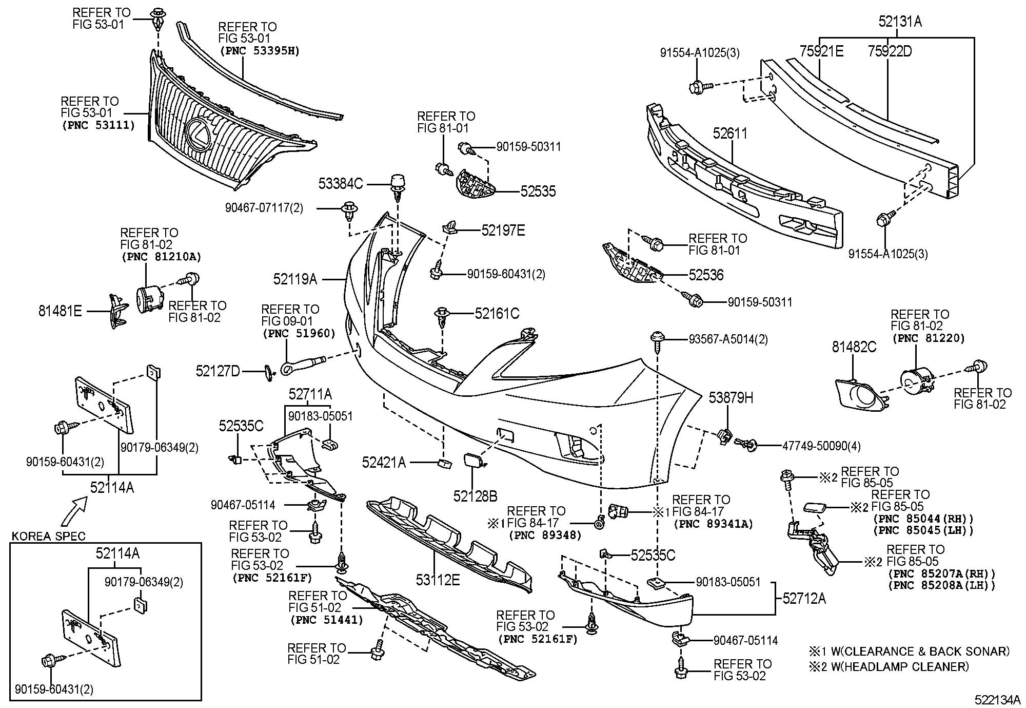 Lexus Parts Diagram, Lexus, Free Engine Image For User