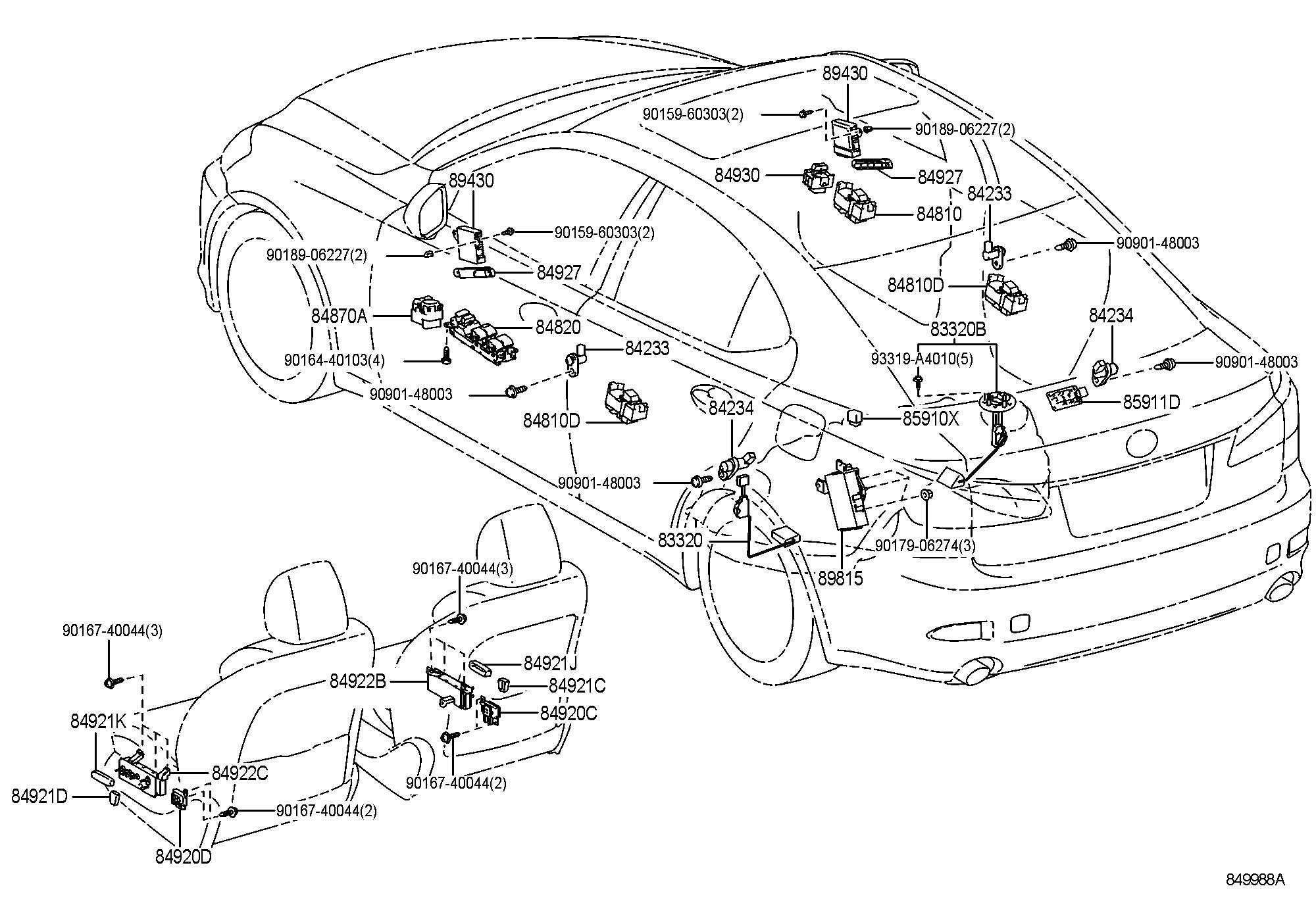 hight resolution of 1993 lexus ls400 fuse box diagram