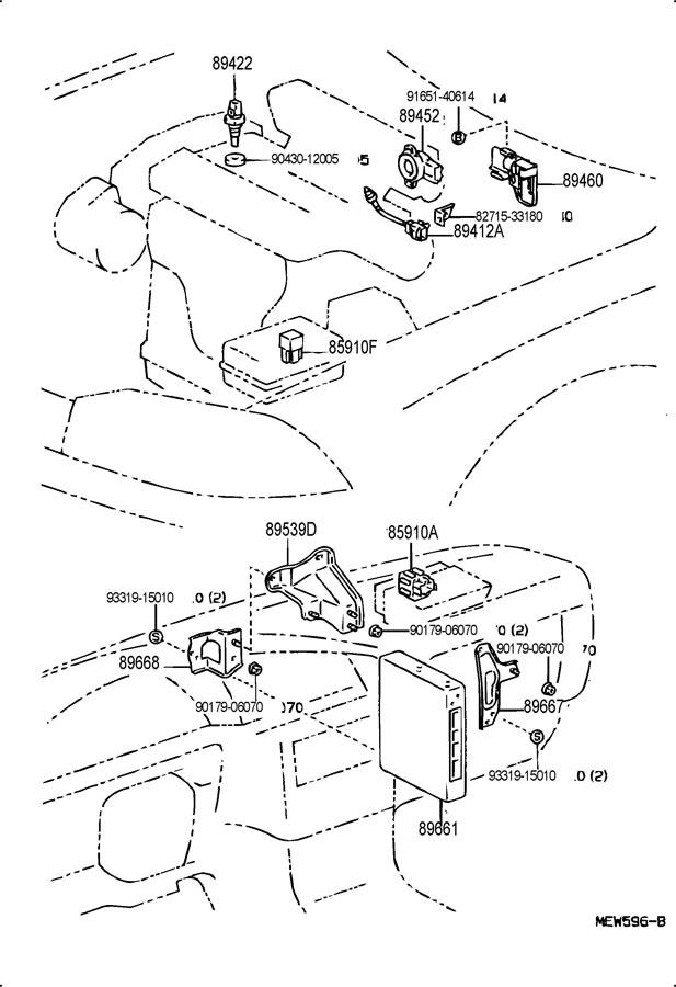 2005 Lexus Gx470 Engine Wiring Diagram. Lexus. Auto Wiring