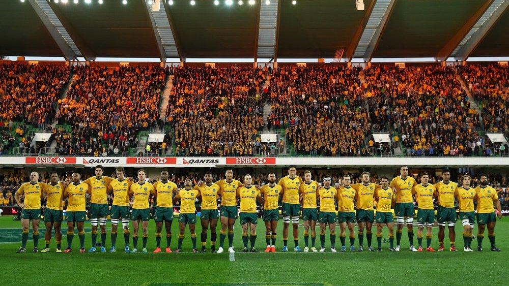 candidate xv de départ 15 résultats classement rugby fédération australienne veut accueillir coupe du monde 2027 ovalie