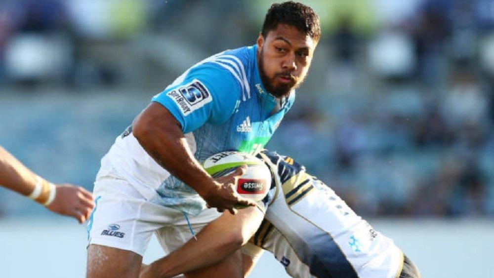 george moala signe trois ans à Clermont rugby france top 14 all black xv de départ 15