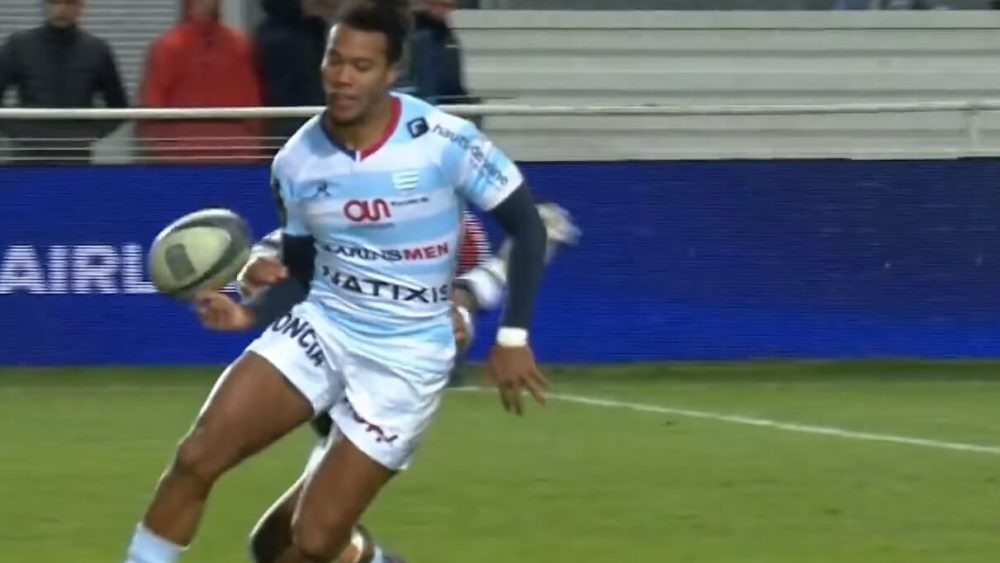 rugby france top 14 champions cup racing 92 fail teddy thomas castres xv de départ 15