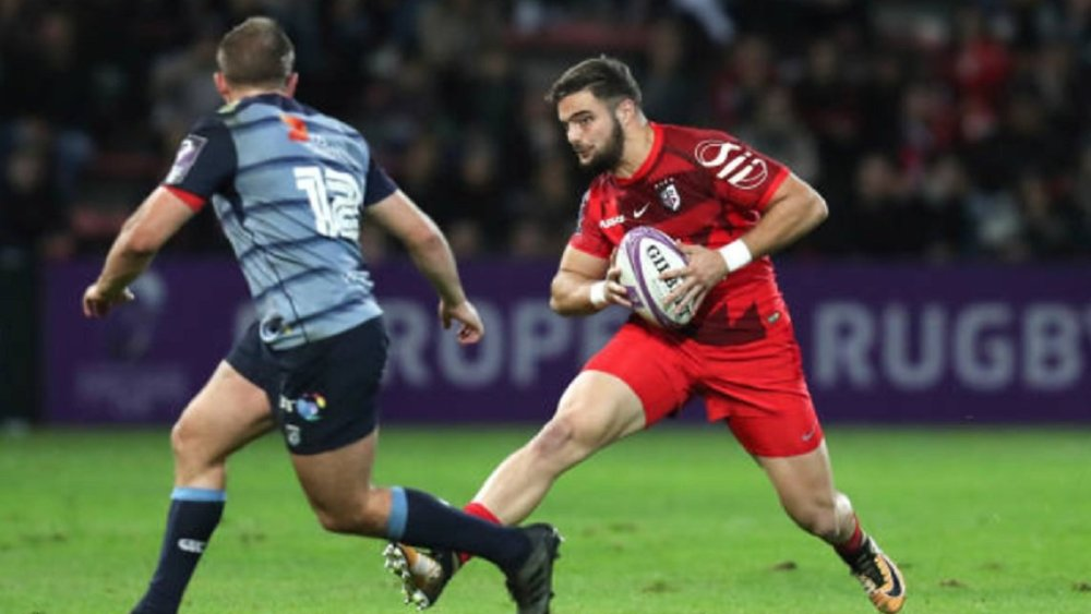 top 14 toulouse lucas tauzin prolonge rugby france top 14 xv de départ 15