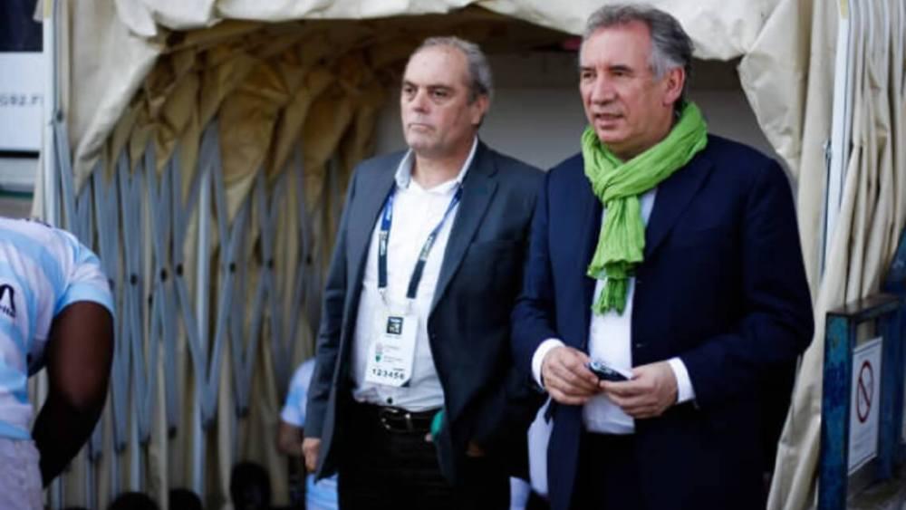 rugby top 14 yannick le garrérès démissione vice président rugby fance xv de départ 15