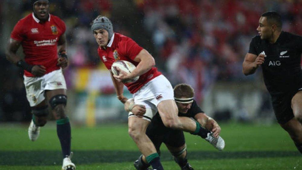pays de galles jonathan davies jake ball gareth davies sous contrat fédéral rugby international xv de départ 15