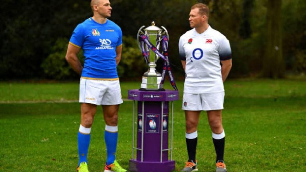 tournoi 6 nations italie v angleterre les compos rugby international xv de départ 15