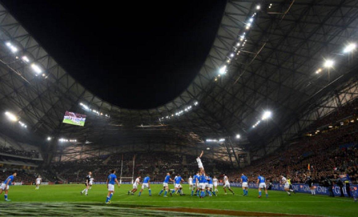 xv de départ vélodrome france italie rugby tournoi 6 nations