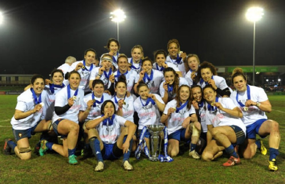 international la réforme du rugby féminin avance france xv de départ 15