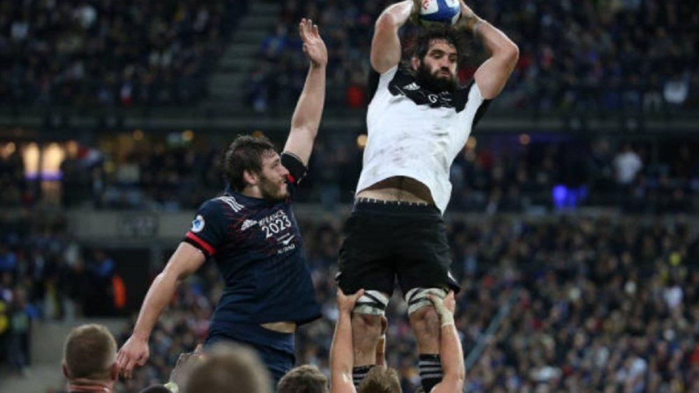 xv de france les arbitres de la tournée rugby international all blacks xv de départ 15