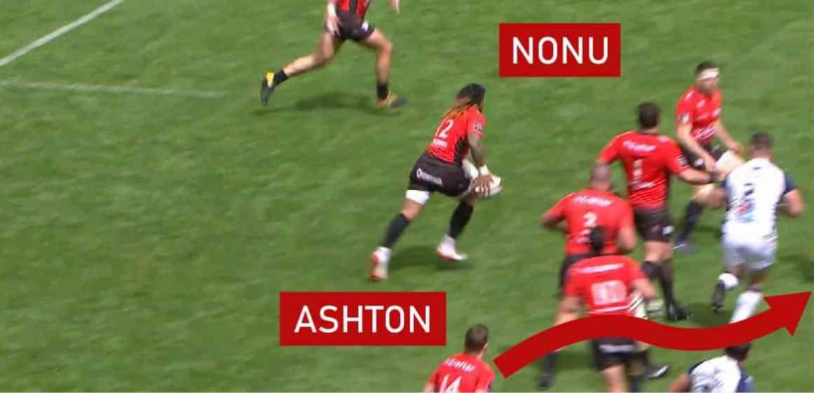 le xv de départ rugby ashton toulon