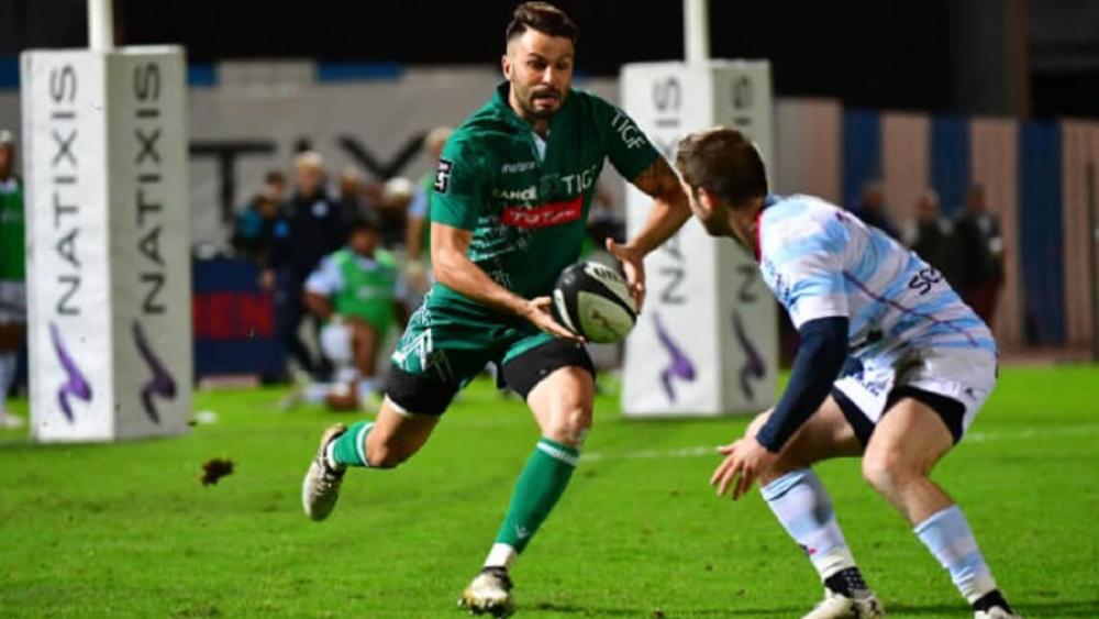 top 14 pau charly malié suspendu ce week end rugby france xv de départ 15