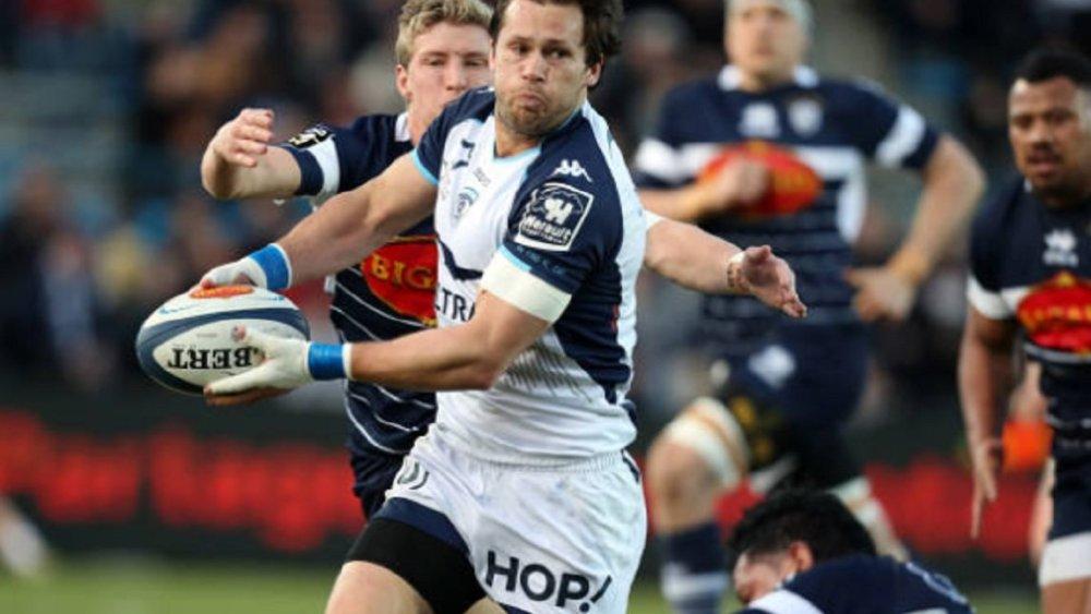 top 14 montpellier serfontein absent pour la demi finale rugby france xv de départ 15