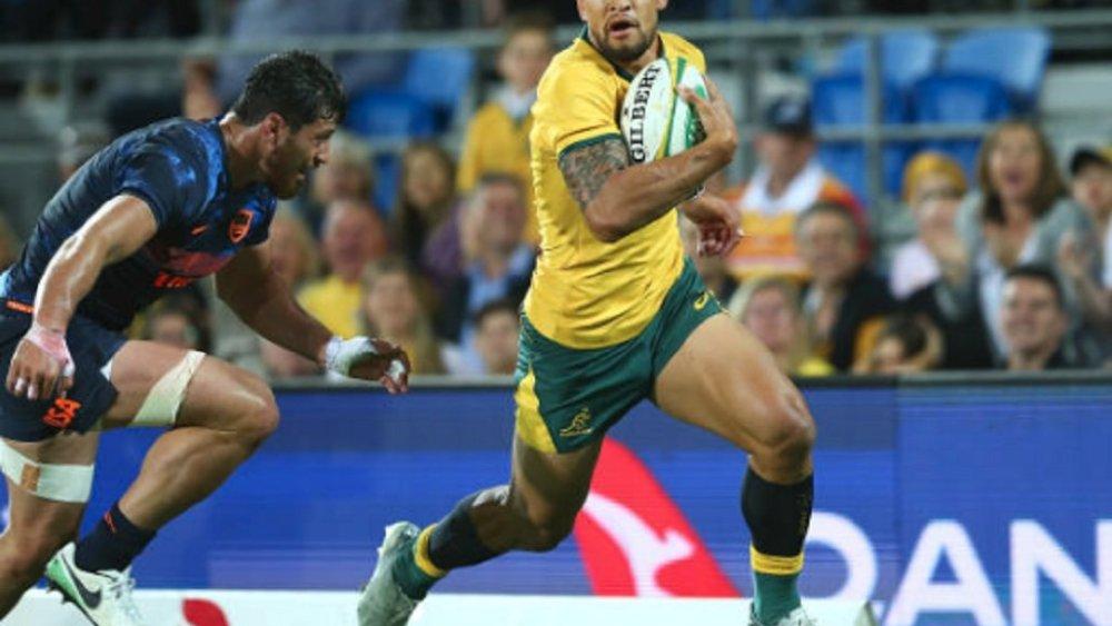 australie isrel folau va prolonger rugby international xv de départ 15
