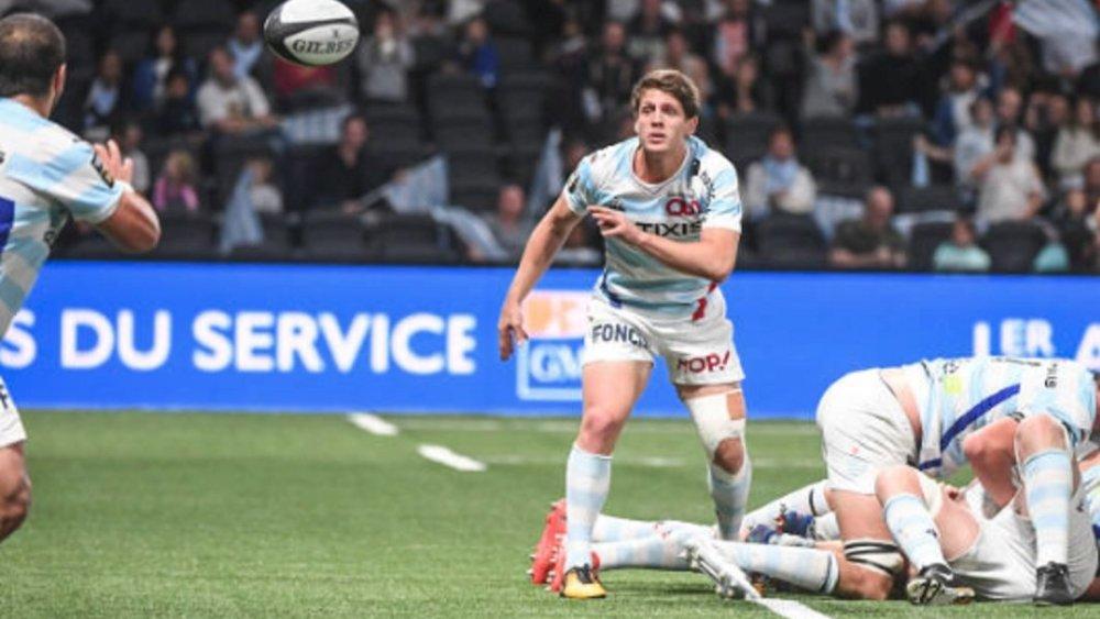 top 14 racing 92 chauveau forfait rugby france xv de départ 15